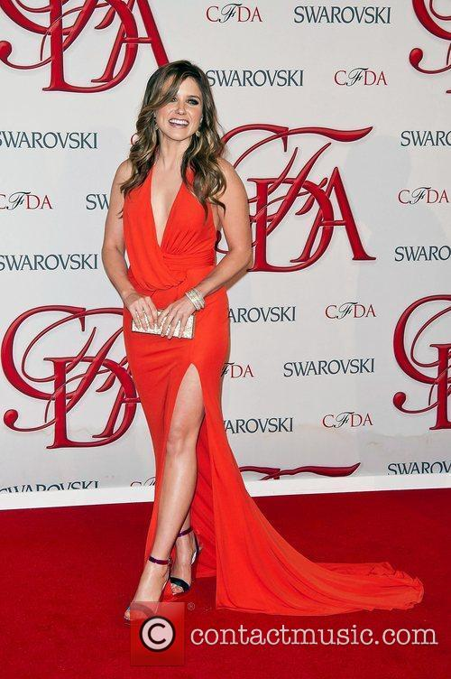 Sophia Bush and Cfda Fashion Awards 5