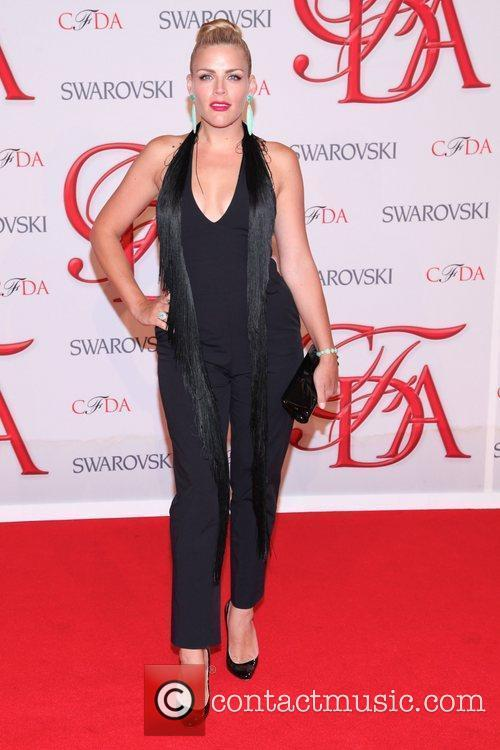 busy philipps 2012 cfda fashion awards held 3927245