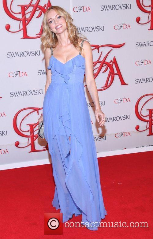 Heather Graham and Cfda Fashion Awards 7