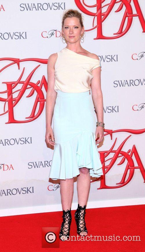 Gretchen Mol and Cfda Fashion Awards 4