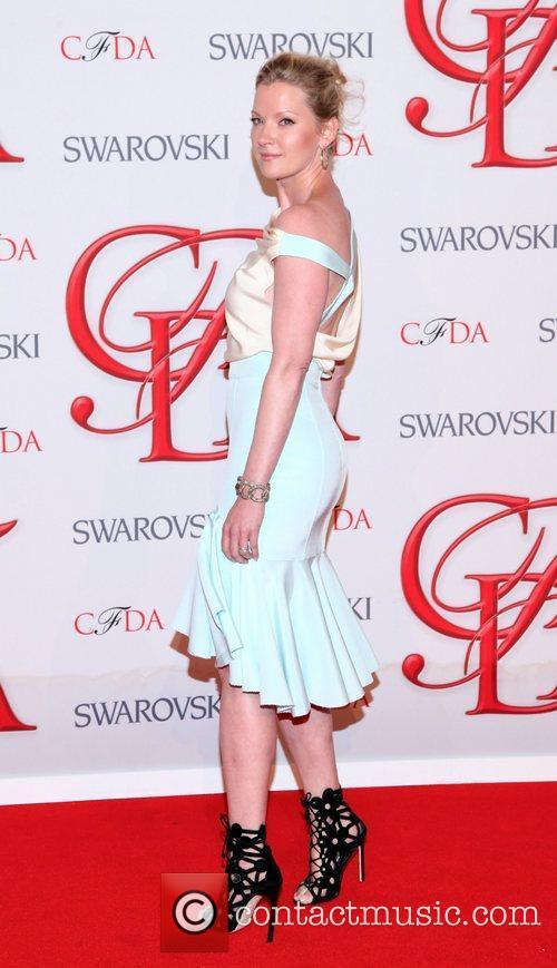 Gretchen Mol and Cfda Fashion Awards 1