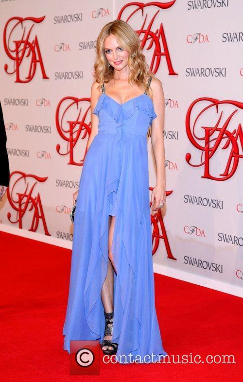 Heather Graham and Cfda Fashion Awards 9
