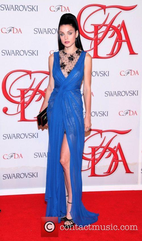 Jessica Stam and Cfda Fashion Awards 1