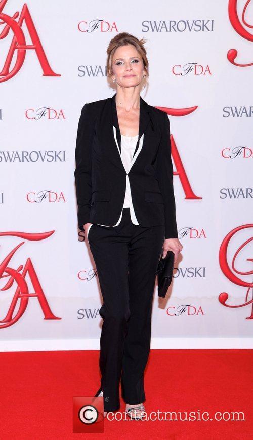 Kyra Sedgwick and Cfda Fashion Awards 2