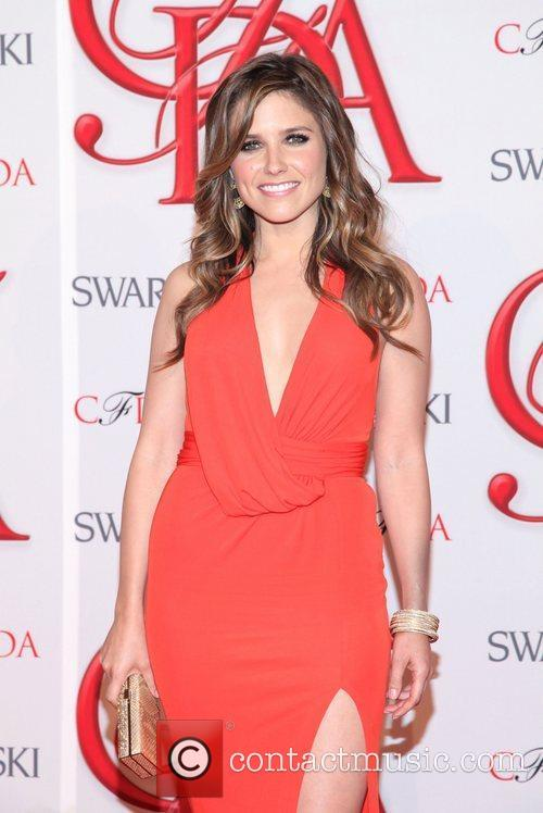 Sophia Bush and Cfda Fashion Awards 1