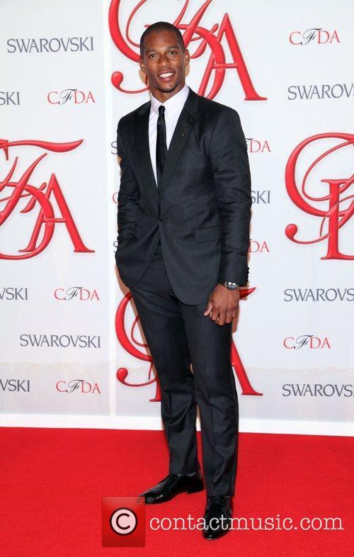 Victor Cruz, Cfda Fashion Awards
