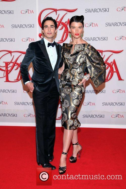 Zac Posen and Cfda Fashion Awards 2