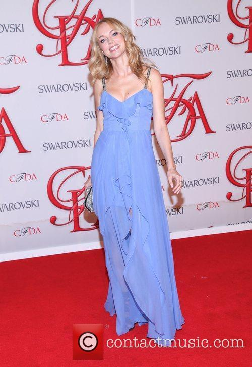 Heather Graham and Cfda Fashion Awards 11