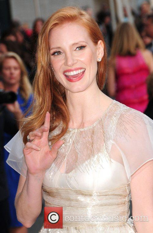 Jessica Chastain and Cfda Fashion Awards 3