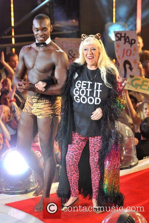 Julie Goodyear Celebrity Big Brother Summer 2012 Launch...