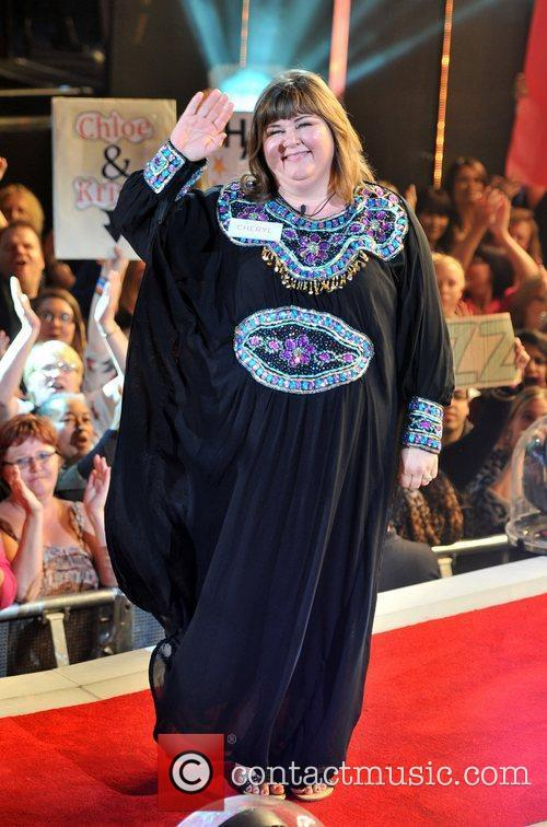 Cheryl Fergison  Celebrity Big Brother Summer 2012...