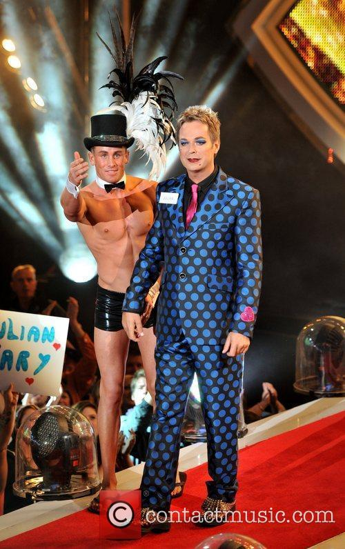 Julian Clary Celebrity Big Brother Summer 2012 Launch...