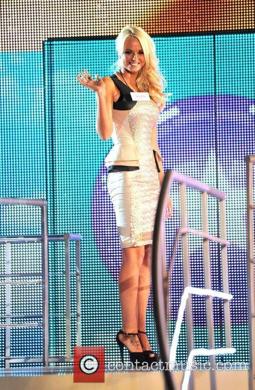 Rhian Sugden Celebrity Big Brother Summer 2012 Launch...