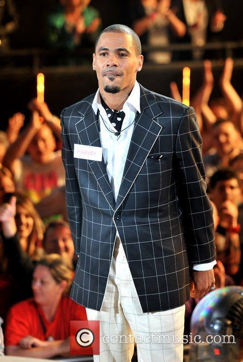 MC Harvey Celebrity Big Brother Summer 2012 Launch...