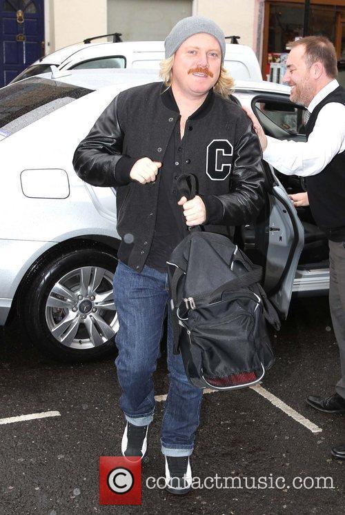 Keith Lemon Celebrities arrive at Riverside Studios to...
