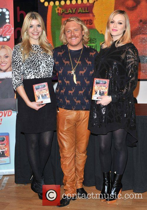 Holly Willoughby, Keith Lemon and Fearne Cotton 3