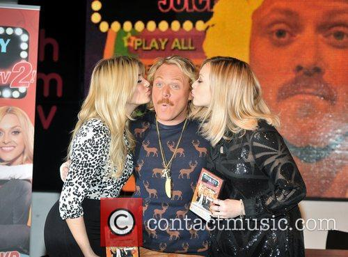 Holly Willoughby, Keith Lemon, Fearne Cotton