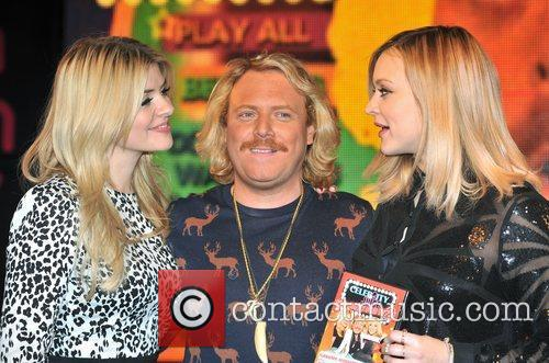 Holly Willoughby, Keith Lemon and Fearne Cotton 8