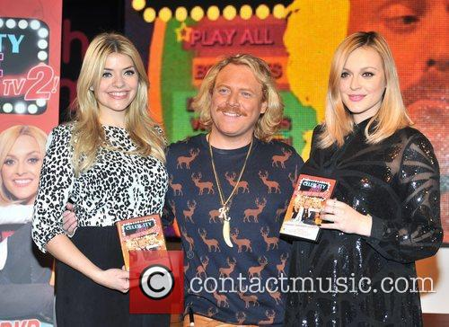 Holly Willoughby, Keith Lemon and Fearne Cotton 9