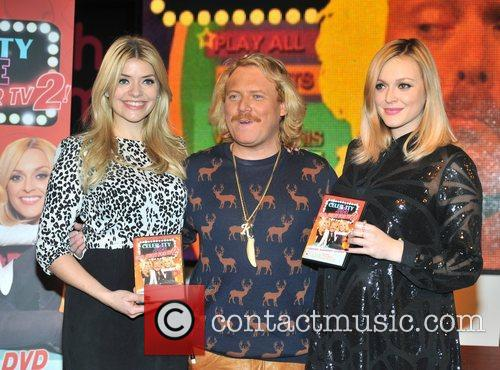 Holly Willoughby, Keith Lemon and Fearne Cotton 6