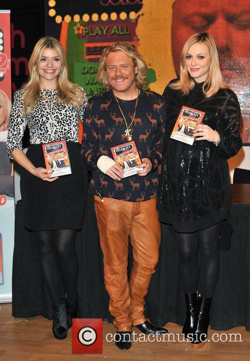 Holly Willoughby, Keith Lemon and Fearne Cotton 10