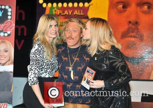 Holly Willoughby, Keith Lemon and Fearne Cotton 11