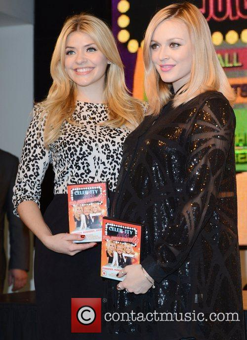 Fearne Cotton and Holly Willoughby 2