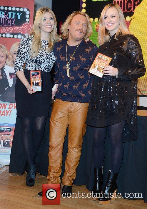Holly Willoughby, Keith Lemon and Fearne Cotton 17