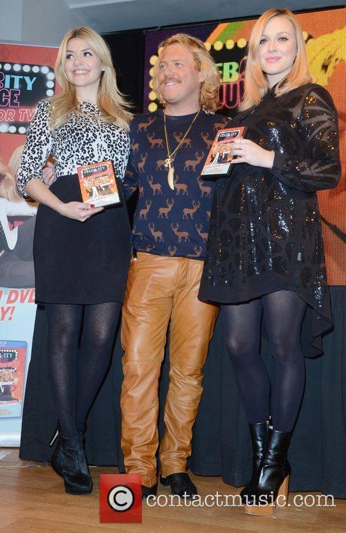 Holly Willoughby, Keith Lemon and Fearne Cotton 13