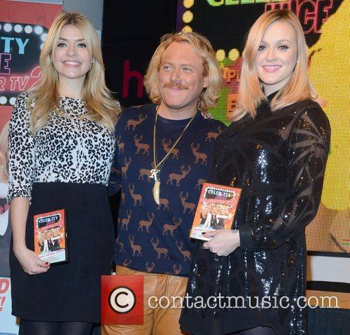 Holly Willoughby, Keith Lemon and Fearne Cotton 18