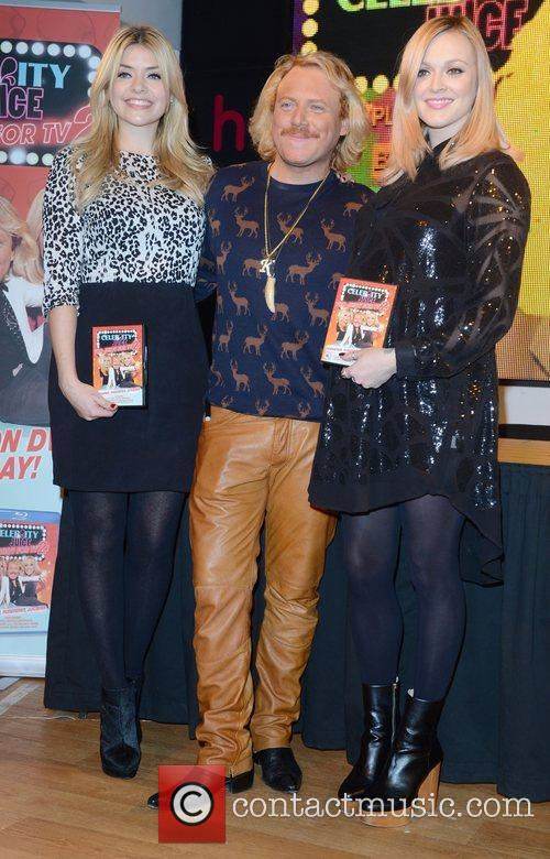 Holly Willoughby, Keith Lemon and Fearne Cotton 20