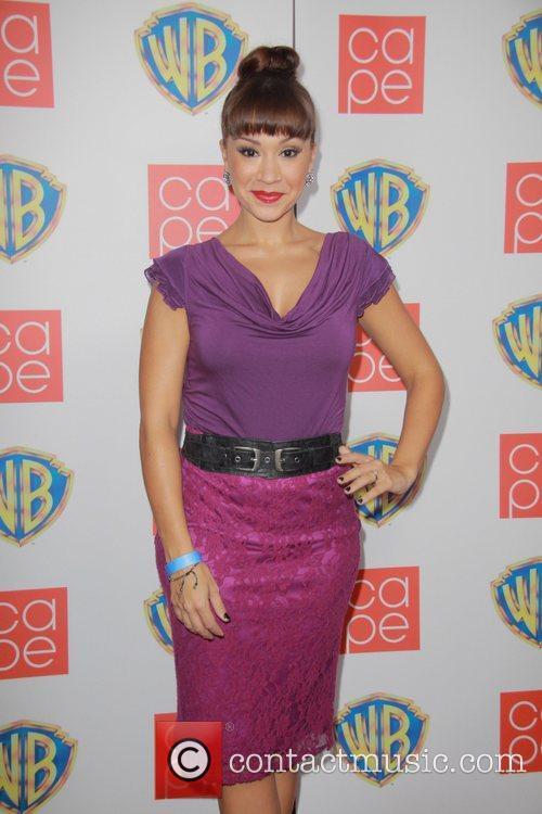 Diana DeGarmo CAPE Celebrity Poker Tournament at the...