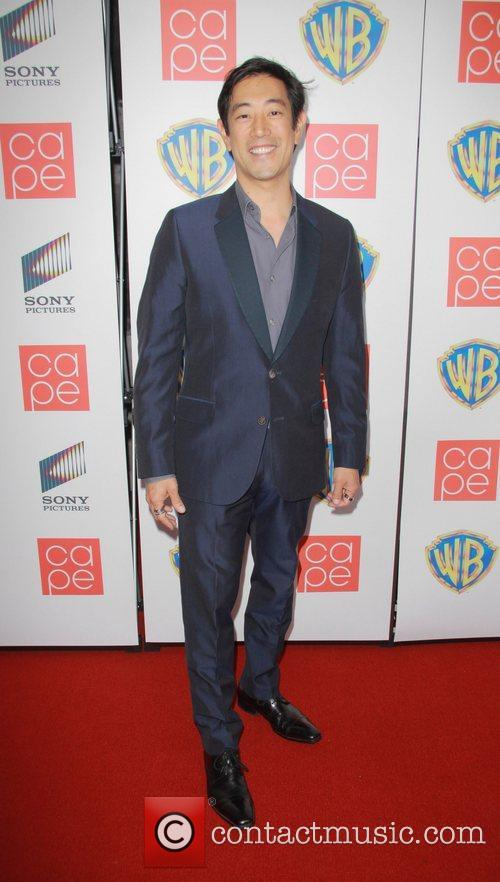 Grant Imahara CAPE Celebrity Poker Tournament at the...