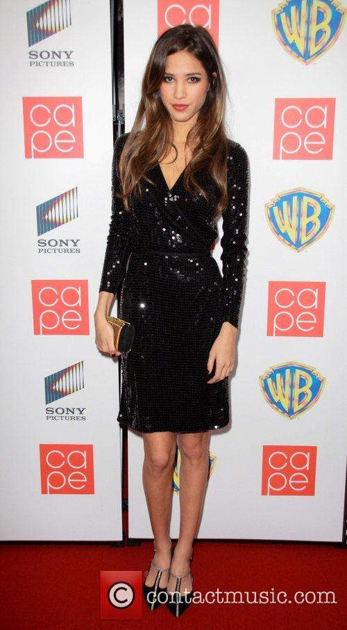 Kelsey Chow CAPE Celebrity Poker Tournament at the...