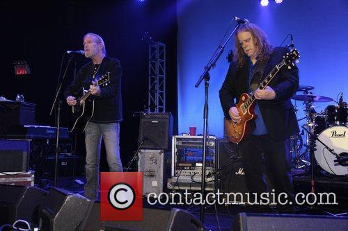 Gregg Allman and Warren Haynes Collaborating for a...