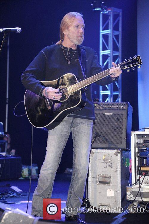 Gregg Allman Collaborating for a cure 15th Annual...