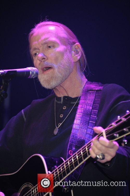 Gregg Allman Collaborating For A Cure