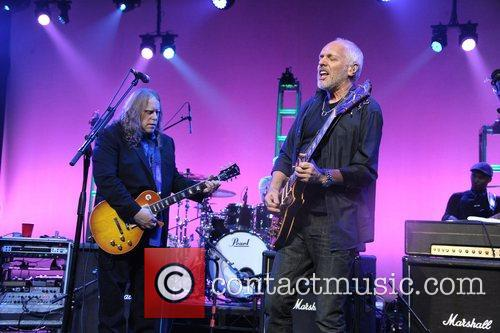 Warren Haynes and Peter Frampton 11