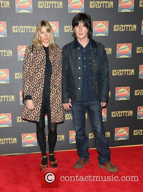 John Squire and Sophie