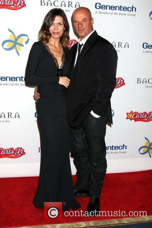 Finola Hughes and Russell Young The Dream Foundation's...