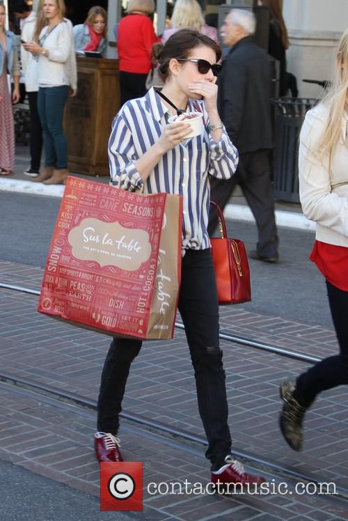 Emma Roberts and The Grove 3