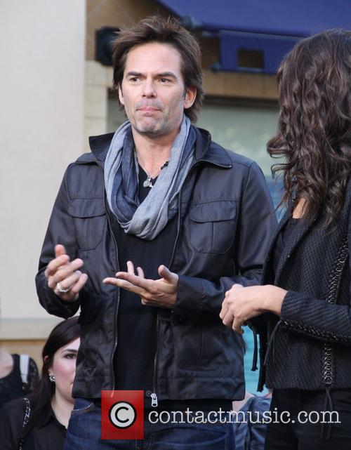 Billy Burke, Terri Seymour and Extra 10