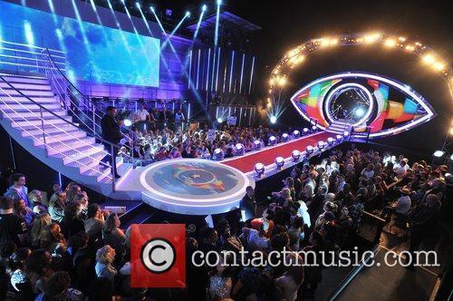 Celebrity Big Brother finals held at Elstree Studios.