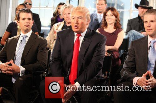 Donald Trump, Jr and Eric Trump 5