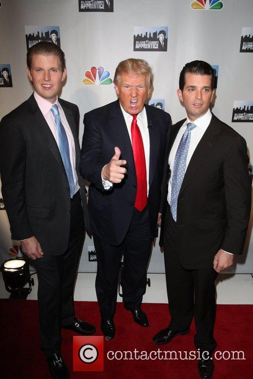 Donald Trump, Jr and Eric Trump 9