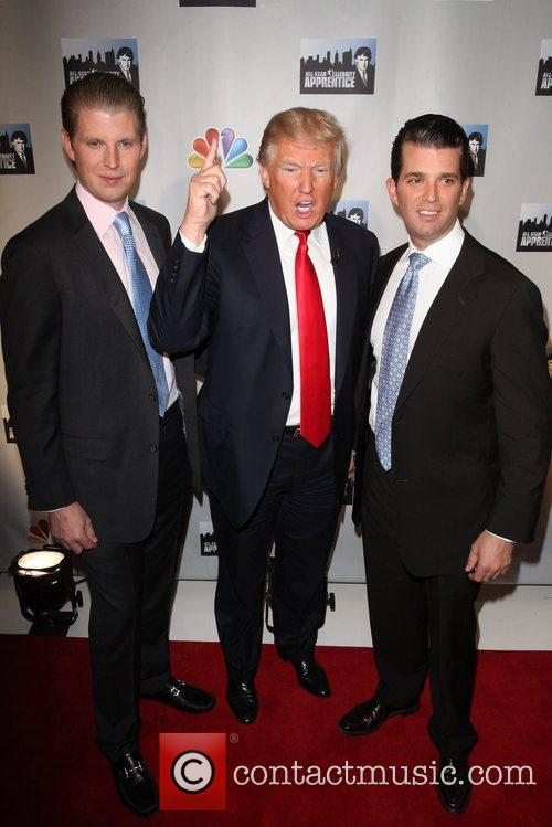 Donald Trump, Jr and Eric Trump 7