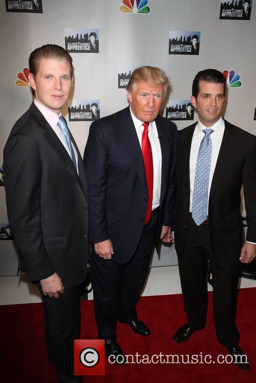 Donald Trump, Jr and Eric Trump 2