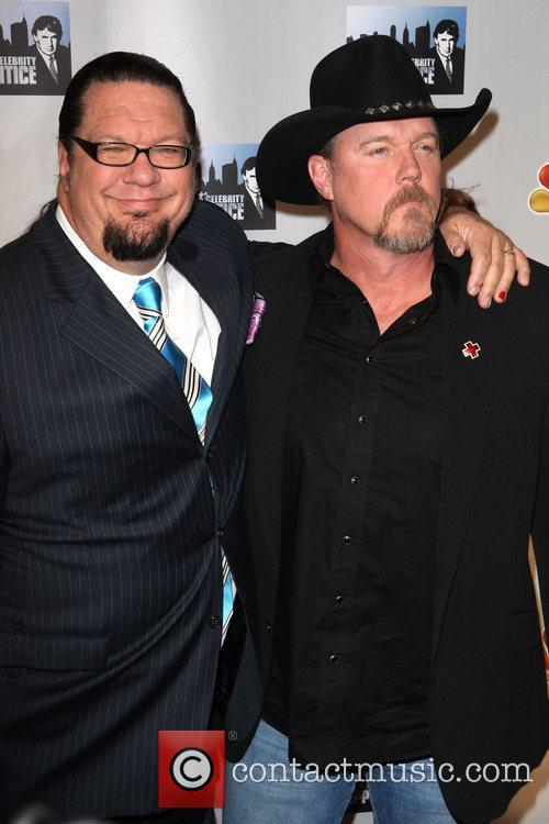 Trace Adkins and Penn Jillette 5