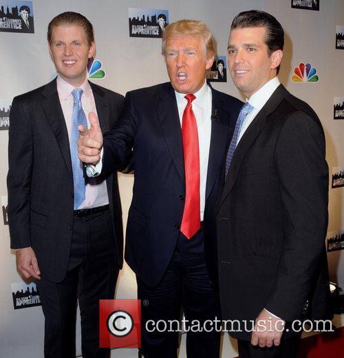 Donald Trump, Jr and Eric Trump 1