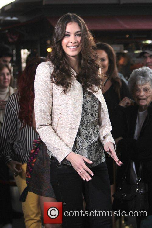 Dayana Mendoza  The new cast of the...